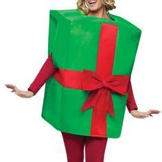 Gift Box Adult Costume Gift Box Adult Costume Other