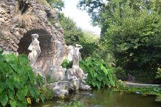 Arboretum in Trsteno - Kroatien Foto: Wa Rieger, D-Ellenberg