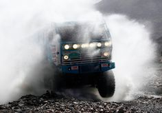 The annual Dakar Rally was held this year over a grueling, 9000km route that began in Mar del Plata, Argentina, continued on to Copiacó, Chile and ended 14 days later in Lima, Peru. As they race across South America, drivers tackle an incredibly diverse terrain and its accompanying challenges, including temperatures that swing from tropical highs into negative digits.