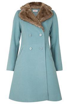 Louche Dara Coat - Womenswear - New In