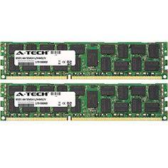12 x 16GB 192GB DDR3 PC3-8500R 4Rx4 ECC Server Memory RAM Dell Precision T7500