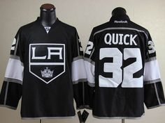 29de33b91 Los Angeles Kings 32 Jonathan QUICK Home Jersey