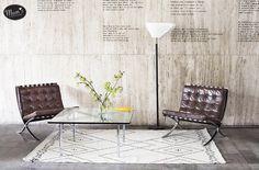 Koko iäksi -matto. Koot 90x200cm ja 170x240cm. Villaa. #habitare2014 #design #sisustus #messut #helsinki #messukeskus