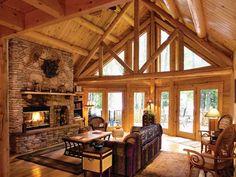 Katahdin Living Room