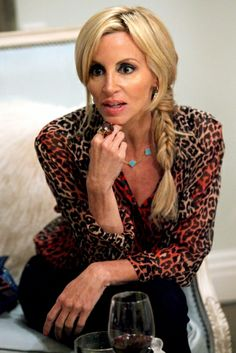 """"""" eyes that say it all - Grammar """" ( The Real Housewives of Beverly Hills )"""
