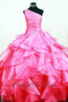 Little Girl Pageant Dresses