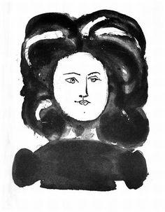 Pablo Picasso - Vingt Poemes - Gongora Suite - Denis Bloch Fine Art