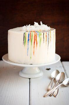 celebration hummingbird cake by CAKE
