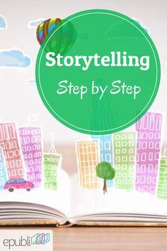 Auf unserem Blog stellen wir Euch 4 Möglichkeiten vor, wie Ihr Eure Geschichte aufbauen könnt http://www.epubli.de/blog/storytelling-aufbau-einer-geschichte #epubli #schreibtipps #storytelling