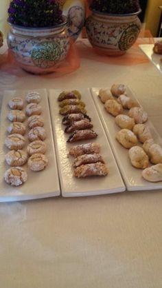 Pasticceria mignon... Parte di un buffet semplicemente spettacolare!!