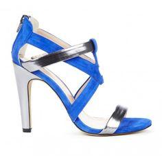 Colorblock heels - Dallas