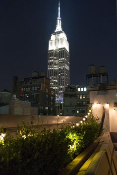 Refinery Rooftop | New York Cool