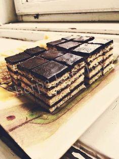 Tiramisu, Food And Drink, Candy, Chocolate, Ethnic Recipes, Sweet, Cookies, Bakken, Chocolates