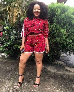 CHECK OUT THESE SENSATIONAL ANKARA STYLES TO START THE NEW MONTH