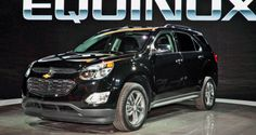 2016 Chevrolet Equinox...can't wait to see it in person...also I think they meant the 15 had its best ever sales month in January. We sold A LOT