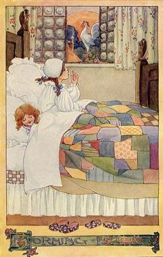 inbed.quenalbertini: Good morningby Ann Anderson