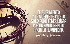 Juan 10:17-18 Por eso me ama el Padre, porque yo pongo mi vida, para volverla a tomar. Nadie me la quita, sino que yo de mí mismo la pongo. Tengo poder para ponerla, y tengo poder para volverla a tomar. Este mandamiento recibí de mi Padre. Marcos 10:45 Porque el Hijo del Hombre no vino para ser servido, sino para servir, y para dar su vida en rescate por muchos.♔