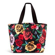 Discover the complete collection of Vera Bradley bags. Shop handbags, backpacks and purses for women that feature a variety of fun, vibrant designs. Purple Roses Wallpaper, Flower Wallpaper, Hd Wallpaper, Wallpapers, Yes Way Rose, Brown Paper, Large Tote, Vera Bradley, Reusable Tote Bags