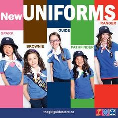 Photo: Girl Guides of Canada-Guides du Canada is thrilled to announce that Unisync Group has received the North-American Association of Uniform Manufacturers & Distributors (NAUMD) Image of the Year Award for the design of GGC's popular new uniform shirt for girls. http://www.girlguides.ca/GGC/Media/News/News_Articles/New_Girl_Guide_Uniform_Wins_Image_of_the_Year_Award.aspx