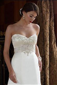 Bridal Gowns Casablanca 1994 Bridal Gown Image 2