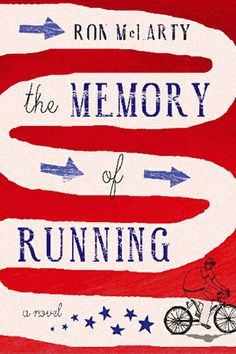 The Memory Of Running /// book design by gray318 http://www.dutchuncle.co.uk/gray318-cover-archive/