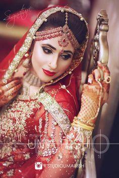 Bridal Photography, Fashion Photography, Photography Styles, Pakistani Culture, Zardosi Embroidery, Bridal Photoshoot, Pakistani Bridal, Beautiful Bride, Wedding Styles