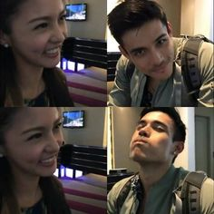 Look at Kim's inner diva lights while looking at Xian💖😍💖😍💖 Iba talaga ang smile and glow of her eyes if she's with her Mr. Right💕💕 #KimXi #XianLim #KimChiu #RelationsipGoals #SweetCouple #HappyTogether #Inseparable