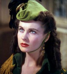 "Katie Scarlett O'Hara  Vivien Leigh ""Gone With The Wind"" 1939"