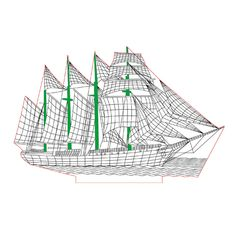 Sailing vessel illusion lamp plan vector file for CNC - Engraving Art, Laser Engraving, 3d Optical Illusions, Sand Glass, Laser Cutter Projects, Carving Designs, Lampe Led, Led Lamp, Illusion Art