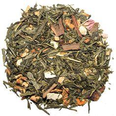Herfst op komst! Met deze herfstthee kom je de herfst wel door. Een groene thee met tinten van vanille en kaneel.