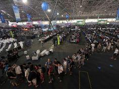 Ingressos para a Campus Party Recife estão esgotados
