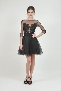 Dresses- cocktail dresses with sleeves, formal dresses with sleeves Black Formal Dress Short, Formal Dresses Long Elegant, Designer Formal Dresses, Formal Dresses With Sleeves, Knee Length Dresses, Short Dresses, Best Cocktail Dresses, Cocktail Dresses With Sleeves, Petite Evening Gowns