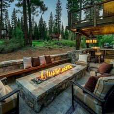 Gorgeous Front Landscape With Comfortable Sitting Area (68 Pictures) 0629 ...Read More...