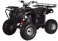 Medium Sized 125cc TaoTao Utility ATV - ATA125-F1 - M.S.R.P. $2440.00