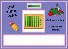 Place Value Stop, Think, Click SMARTBoard Lesson