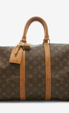 Louis Vuitton Dark Brown And Tan Luggage  WoW great price! Lv Handbags f25dce0f4b08a