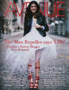 The Man Repeller Says I Do!