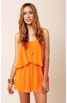 lovers+friends Sunkissed Dress