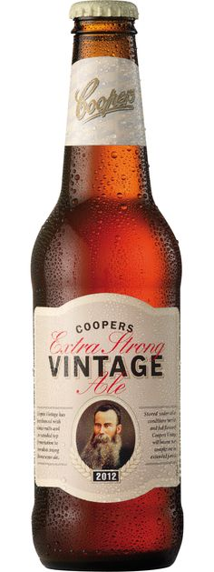 Coopers: Extra Strong Vintage Ale