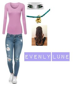 """Everly Lune"" by panslittlegirl1236 ❤ liked on Polyvore featuring art and COOKINGPASTA"