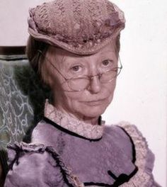 Irene Ryan (10/17/02 - 4/26/73) American actress, one of the few entertainers who found success in vaudeville, radio, film, television and Broadway.  Related to us through the Rhyne family line.