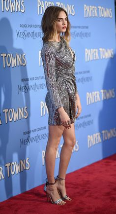 Cara Delevingne Photos - Stars Attend the 'Paper Towns' New York Premiere - Zimbio