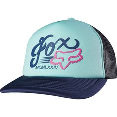 Fox Head Inc, aka Fox Racing, is the most recognized and best-selling brand of mx apparel in the world today - Fox has been a motocross icon since Fox Hat, Fox Logo, Fox Racing, Dirtbikes, Print Logo, Snapback Hats, Screen Printing, Clothes, Shoes