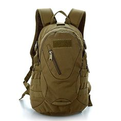 Paladineer Outdoor Gear Assault Backpack Mini Tactical Backpack Waterproof Travel Daypack Military Backpack Rucksacks 20L