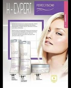 H - EXPERT Hinode. Perfect Blond! Shampoo - Condicionador  Máscara Capilar. Pronta entrega! Débito/crédito 3x Pag Seguro. www.hinodeonline.net/03229188 edsoulsom@gmail.com Waths.5511989389135 #shampoo #condicionador #mascara #capilar #cabelo #loira #blond #perfect #cosmeticos #hnd #brasil #mmm #consultor #brasil #colombia #peru #world #rendaextra #catalogo #hair #hairblond http://ameritrustshield.com/ipost/1550399847616580838/?code=BWEIHJxAYzm