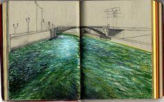 Magda Boreysza | #sketchbook