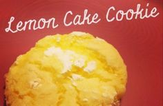 Use GF Betty Crocker yellow cake mix! GF Lemon Cake Cookies