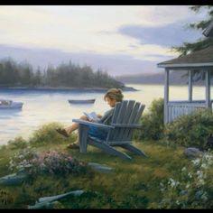 """Serenity"" by Robert Duncan"