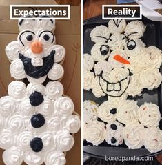 Expectations Vs Reality: 30 Of The Worst Cake Fails Ever Baking Fails, Bad Cakes, Welcome To Reality, Fail Nails, Food Fails, Expectation Reality, Funny Cake, You Had One Job, Pinterest Fails