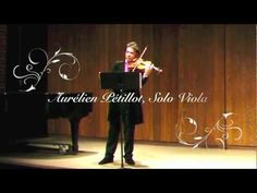 Capriccio for Solo viola by Henri Vieuxtemps